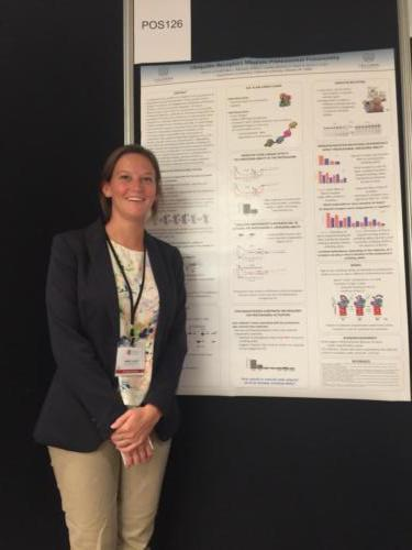 Mary at Protein Society 2017 (Montreal)