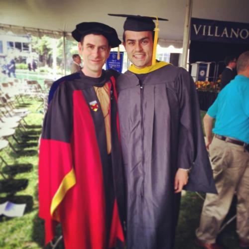 Nick  DAK at graduation 2015