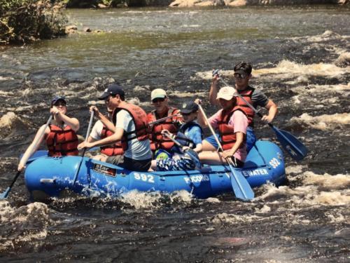 Rafting summer 2019