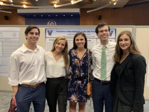 Undergrad Poster Session Fall 2019